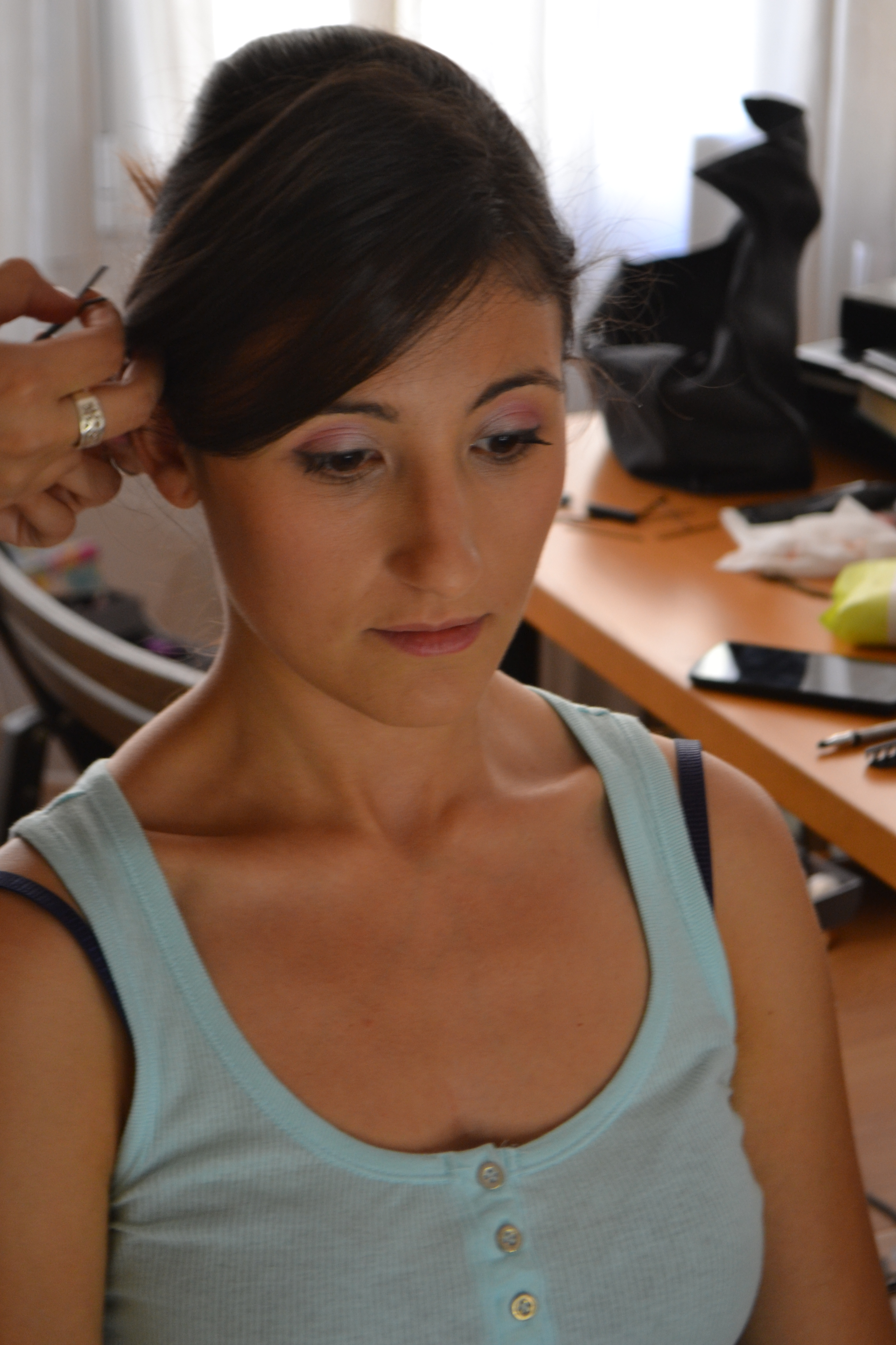 Maquillaje Patricia